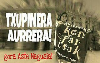 Txupinera Aurrera 2