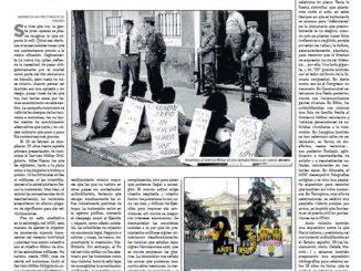 Madrid 25 años desobedeciendo