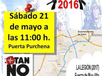 Marcha a la base de Viator 21-5-2016 2