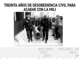 30 años de desobediencia 01
