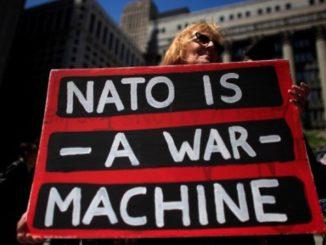 NATO is a war machine