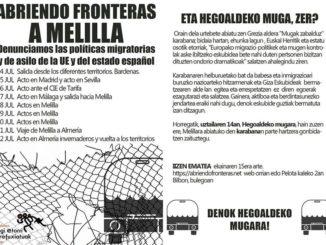 Abriendo fronteras a Melilla 2017 1