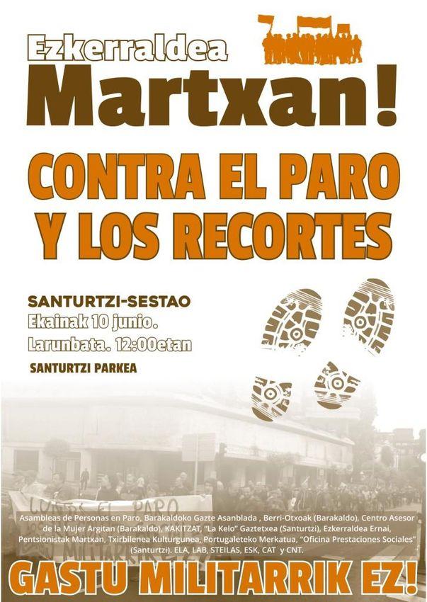 Marcha Ezkerraldea 10-3-2017