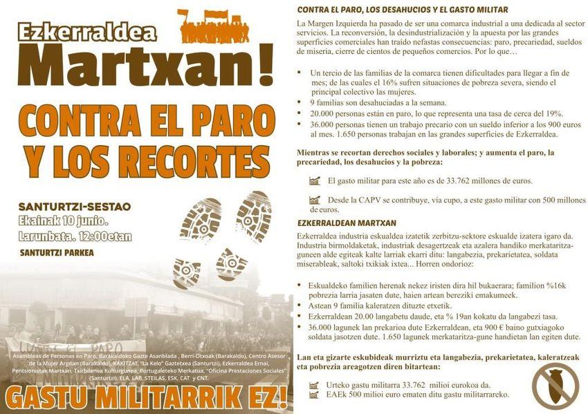 Marcha Ezkerraldea 10-6-2017 2