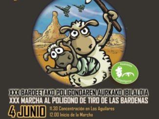 Marcha a Bardenas 4-6-2017 1