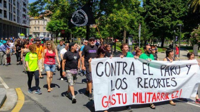 Marcha por Ezkerraldea 10-6-2017 1