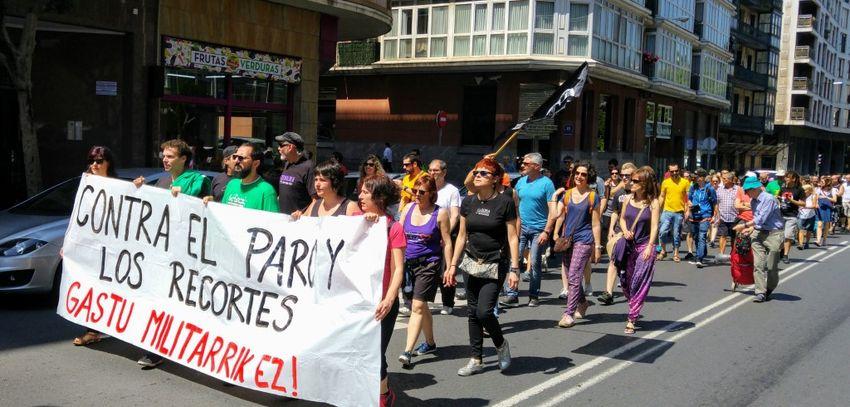 Marcha por Ezkerraldea 10-6-2017 2